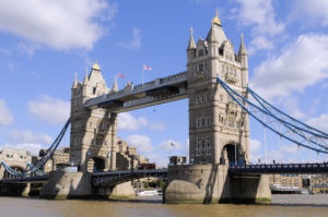 Tower Bridge: London, United Kingdom
