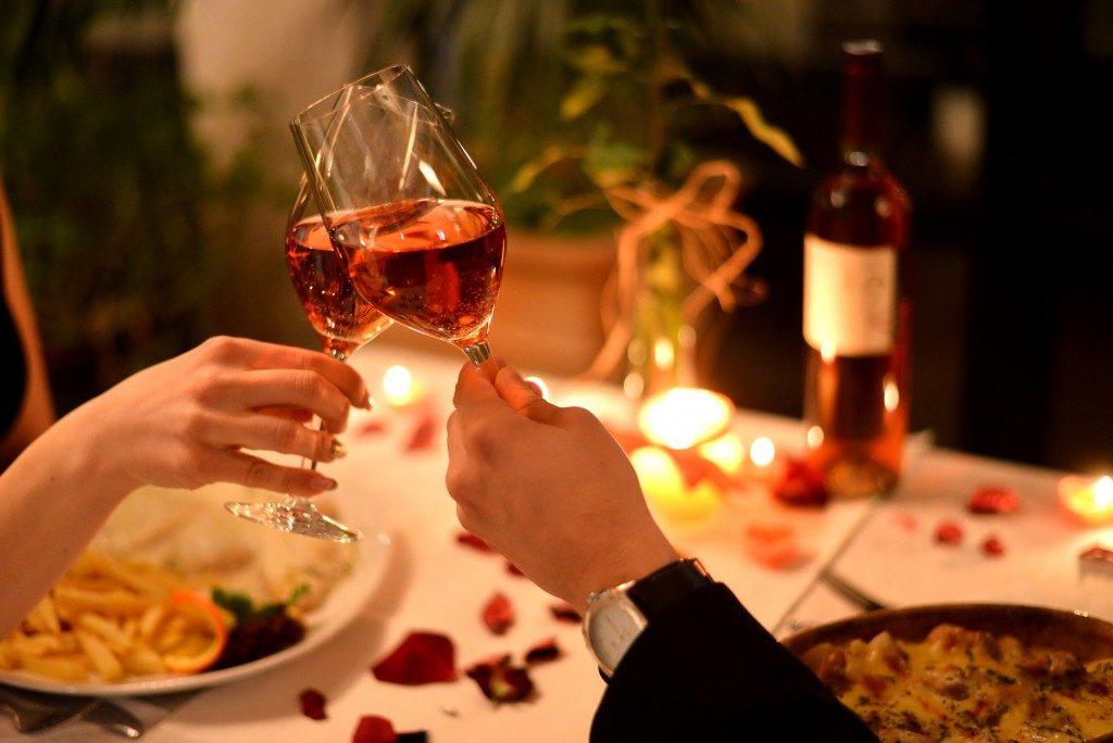 dinner date